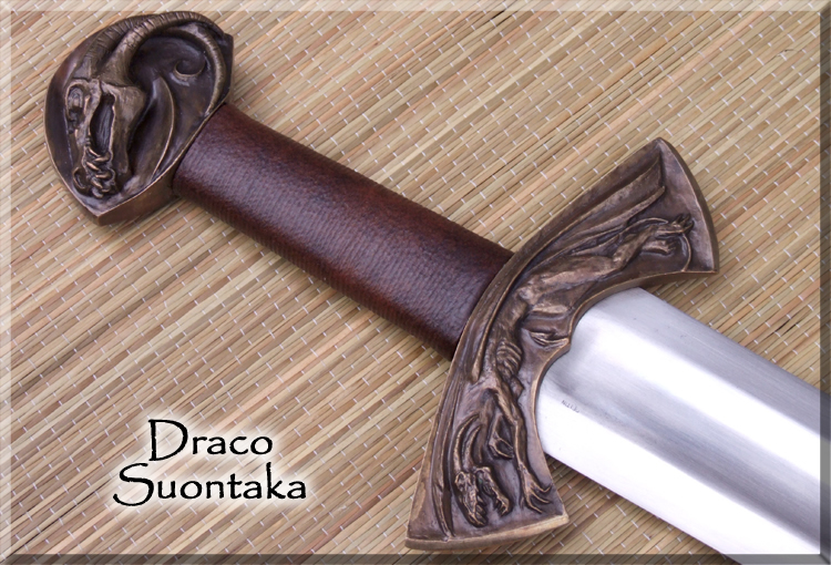 Dragon Viking Sword