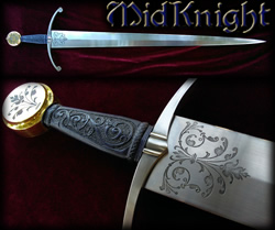 Bespoke Medieval Swords